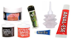 anal-lubes